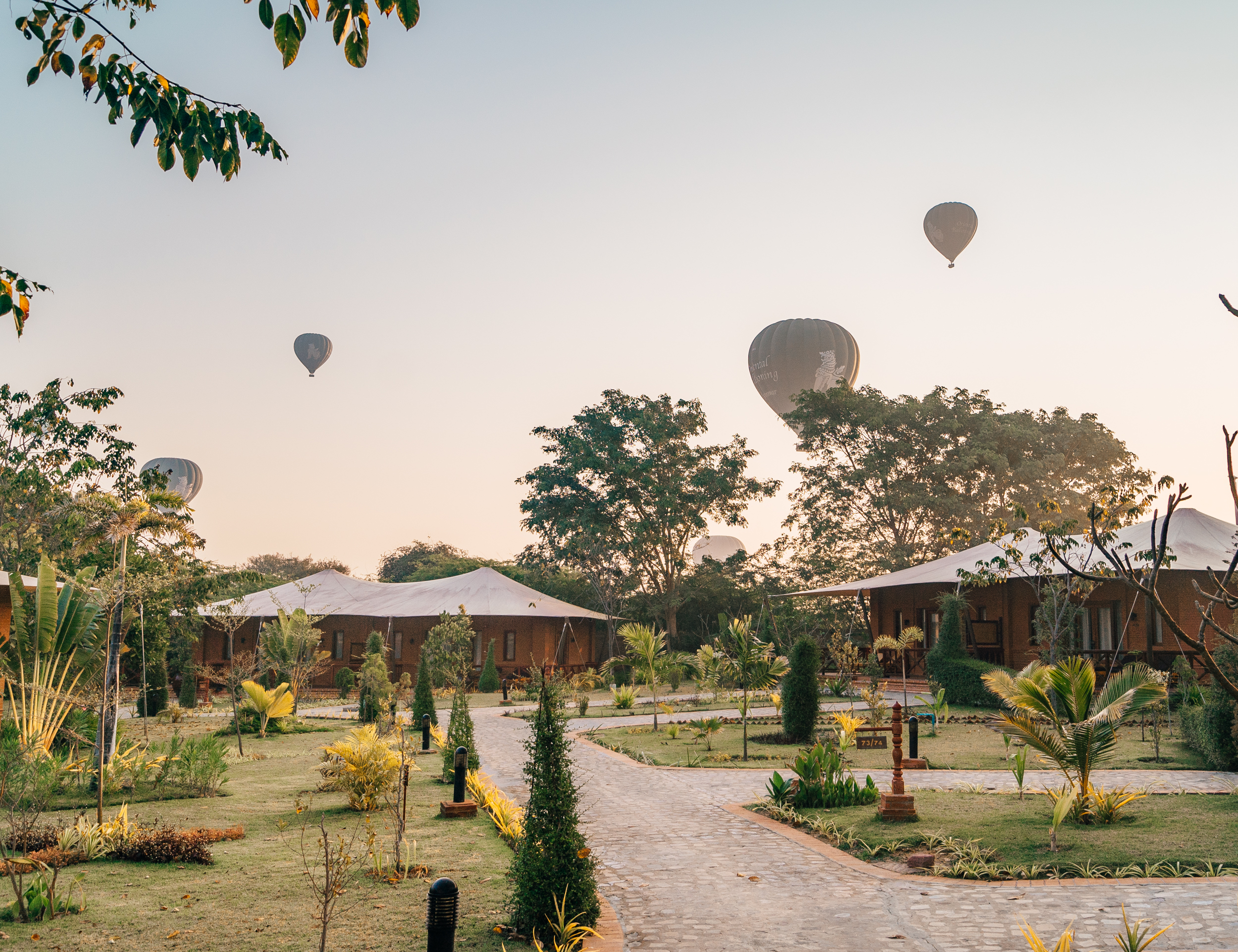Bagan Lodge Hotel